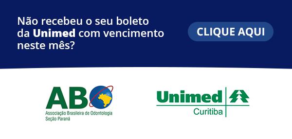 Boleto Unimed Curitiba